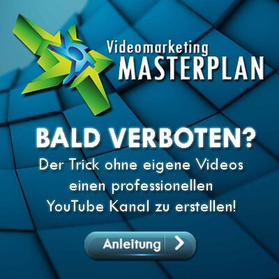 YouTube Marketing Strategie Empfehlung