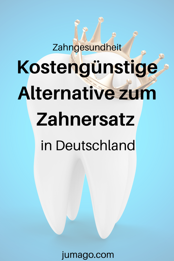 Kostengünstige Alternative zum Zahnersatz in Deutschland