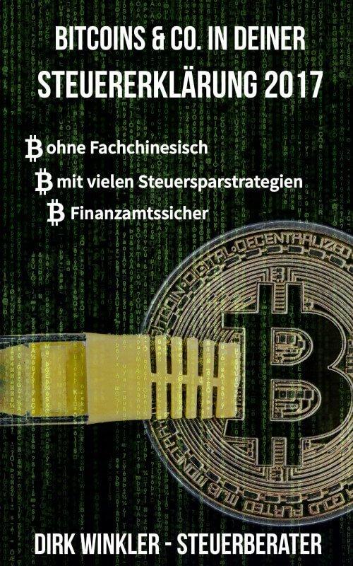 Bitcoin Steuererklärung 2017
