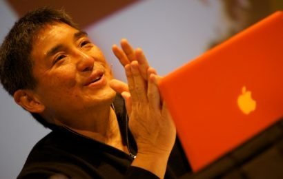 Chief Evangelist Guy Kawasaki