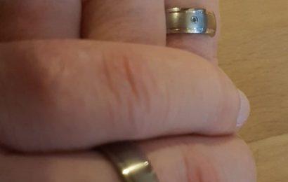 Wunderschöne Ringe aus Titan mit Gutschein-Code