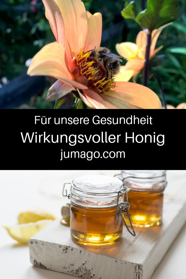 Wirkungsvoller Honig