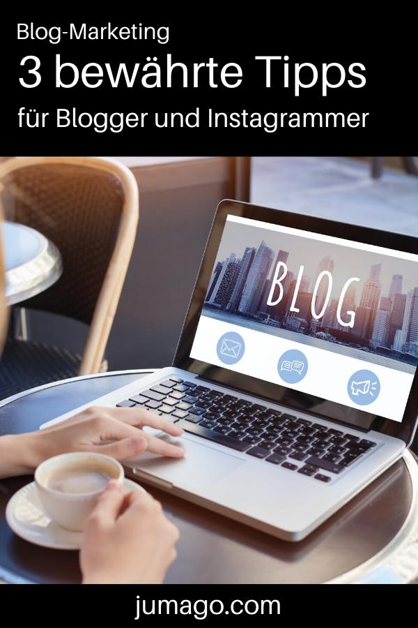 3 bewährte Tipps für Blogger und Instagrammer