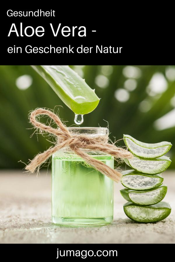 Aloe Vera - ein Geschenk der Natur