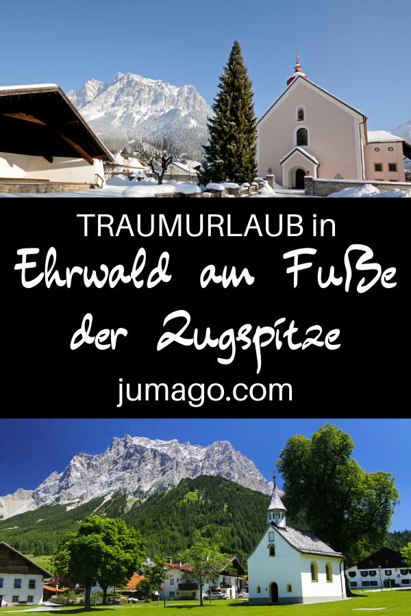 Traumurlaub in Ehrwald am Fuße der Zugspitze